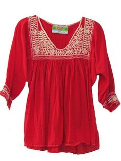 Women's Blouses   Nativa Fine Mexican Clothing