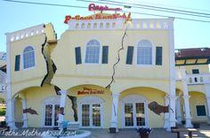 Ripley's Believe It or Not! Odditorium in Branson, Missouri #attractions #Branson