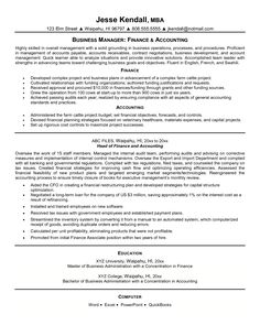 Plant Accountant Sample Resume Resume Builder Google Templates And Template Format Download Pdf .