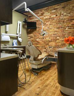 Industrial themed #dental surgery