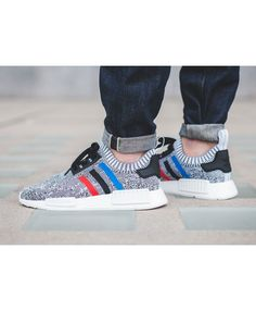 cfdf69849 Cheap Adidas NMD R1 Tri Color Footwear White Core Red Core Black Bb2888 Cheap  Adidas Nmd