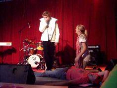 Upplevelseproduktion spelar teater på Piteå Kårhus LTU NolleP 2010