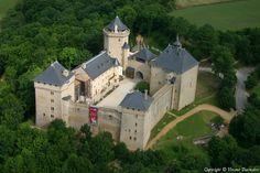 ✈️ Photo aérienne de Manderen - Moselle (57)