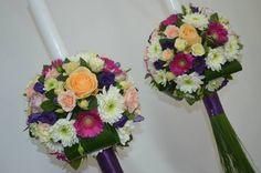 Floraria Alex added 148 new photos to the album: Lumanari de nunta si botez — at Floraria Alex. Floral Wreath, Wreaths, Decor, Floral Crown, Decoration, Door Wreaths, Deco Mesh Wreaths, Decorating, Floral Arrangements