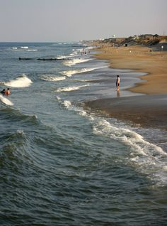 gotta show some love to the Outer Banks... where my love for the ocean began