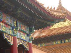 Forbidden City -- Beijing, China