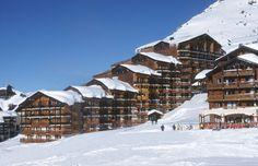 Location Ski Val Thorens Skibed, promo séjour ski pas cher, location Résidence Le Cheval Blanc à Val Thorens prix promo Skibed à partir de 480,00 € TTC