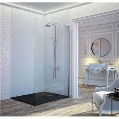 Mampara fijo frontal FR703 Kassandra Kassandra, Panel, Tall Cabinet Storage, Mirror, Furniture, Home Decor, Products, Home, Divider Screen