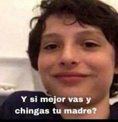 Read ✨💕✨ from the story Finn is the type of boyfriend. Finn: Que pasa bebé? Funny Profile Pictures, Reaction Pictures, Meme Faces, Funny Faces, The Outsiders Preferences, It Icons, It Movie 2017 Cast, Finn Stranger Things, Types Of Boyfriends