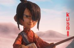 Kubo and the Two Strings tells the tale of a young boy who accidentally summons the powerful Moon King and heads out on an epic adventure to take him down. Animated Movie Posters, Animated Icons, Romantic Comedy Movies, Romance Movies, Dreamworks, Disney Pixar, Samurai, Laika Studios, Kubo And The Two Strings