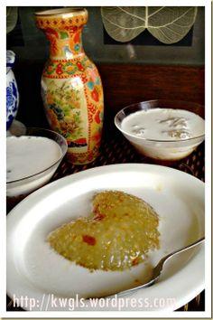 A 3 Ingredients Simple Dessert With Awesome Taste–Sago Gula Melaka Puddings (椰糖西米露)#guaishushu #kenneth_goh #sago_puddings_gula_melaka  #椰糖西米露 #sago_gula_melaka