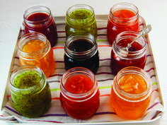 3-minute Kiwi Preserves - from the cookbook Hip Pressure Cooking: Fast, Fresh & Flavorful