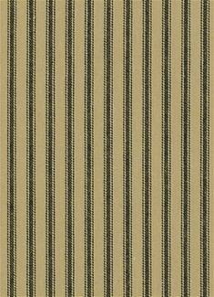New Woven Ticking 196 Linen/Black