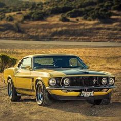 What's your favorite Mustang? The Boss 302 is definitely mine! Ford Mustang Boss, Mustang Fastback, Mustang Cars, Blue Mustang, Shelby Gt500, Jeep Cars, Us Cars, Sport Cars, Luxury Car Image
