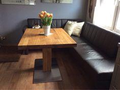 Kleiner Tisch mit großer Wirkung.