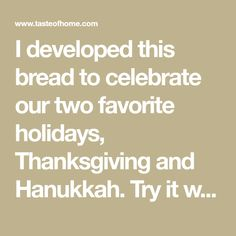 I developed this bread to celebrate our two favorite holidays, Thanksgiving and Hanukkah. Try it with flavored butters, and use leftovers for French toast or sandwiches. Savory Bread Recipe, Savory Pumpkin Recipes, Bread Recipes, Garlic Cheese Biscuits, Bread Art, Flavored Butter, Hartford Connecticut, Pumpkin Pie Spice, How To Make Bread