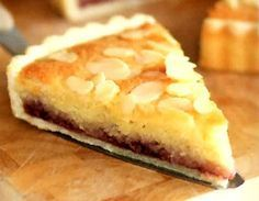 Today's recipe is for a classic British tart that can be served either at tea time or for dessert. The classic Bakewell Tart has a ri...