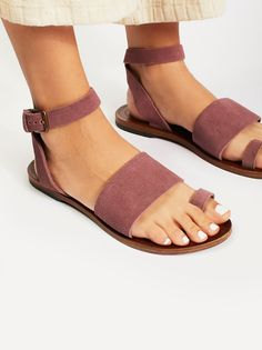 b062924a10ea FP Collection Torrence Flat Sandal at Free People Clothing Boutique Flat  Sandals