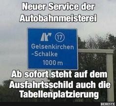 Neuer Service der Autobahnmeisterei..