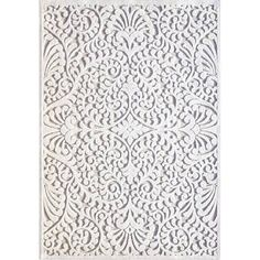 My Texas House by Orian Indoor/Outdoor Lady Bird Harbor Blue Area Rug & Reviews | Wayfair Natural Area Rugs, Soothing Colors, Blue Bonnets, Indoor Outdoor Area Rugs, Outdoor Spaces, Online Home Decor Stores, Colorful Rugs, Rug Size, High Low
