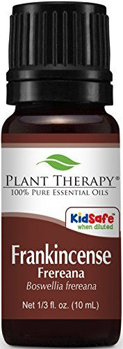 Plant Therapy Frankincense Frereana Essential Oil 100 Pure Undiluted Therapeutic Grade 10 mL 13 Ounce *** ** AMAZON BEST BUY **