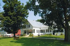 Liberty Hill Farm & Inn Rochester, Vt. - in the top Seven of the Best Farmstays Around the World!