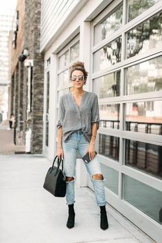 6 Comfortable Fall Outfits