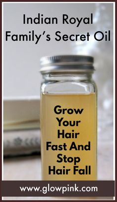 Indian Royal Family's Secret Oil : Grow Your Hair Fast And Stop Hair Fall #hairloss #hairfall #hairgrowth #hairoil #oils #hairgrowth #homeremedies