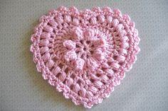 Grandmother's Heart.  Free crochet pattern on Ravelry.