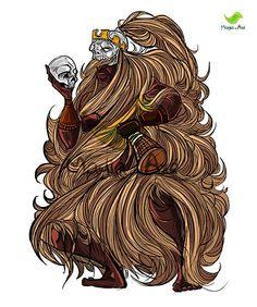 Camiseta - Omolu, o pai dos espíritos Babalu Aye, Shango Orisha, Orishas Yoruba, Old Dragon, African Goddess, Tonga, Mermaid Art, Moorish, Occult