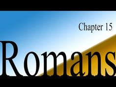 Romans 15 Audio Bible - http://reachmorenow.com/romans-15-audio-bible/ - http://reachmorenow.com/wp-content/uploads/2015/04/foro_de_augusto_antiguo.jpg
