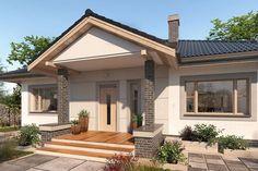 Lucia DCB88 - zdjęcie 3 Design Case, House Design, Outdoor Decor, Home Decor, Houses, Decoration Home, Room Decor, Architecture Design, Home Interior Design