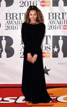 Share this Style | #BritAwards #celebs #fashion #outfit  #Brit #EllaEyre #RedCarpet