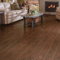 Shaw Radiant Lustre Laminate Flooring With Attached