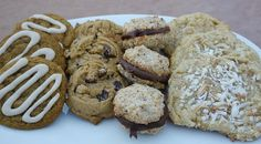 Food Hunter's Guide to Cuisine: Distinctive Holiday Cookie Creations Featuring Bob's Red Mill Flour