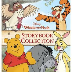 Winnie the Pooh Storybook Collection - Walmart.com