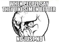 I like Simon but I love Jace so much better!!