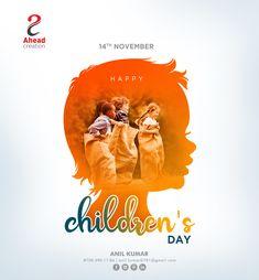 School Advertising, Creative Advertising, Creative Instagram Stories, Instagram Story, Children's Day Wishes, Flat Design, Logo Design, Pakistan Day, Creative Arts Studio