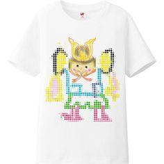 KIDS SAMURAi http://utme.uniqlo.com/jp/t/GUFwgWc
