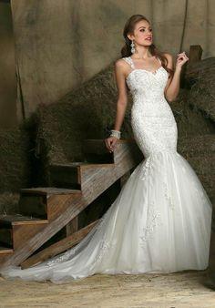 DaVinci Bridal 50330 Wedding Dress - The Knot