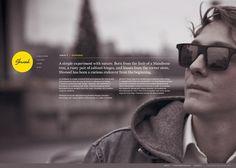 Designspiration — Shwood Website Design on Web Design Served