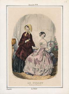 Le Follet December 1848 LAPL