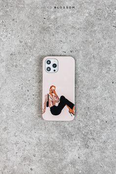 Serena Phone Case | SHE Collaboration. christmas gift for girls. Christmas gift for her.
