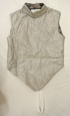 @fencinguniverse : Absolute Fencing Gear Men's Electric Lame Size 36  $9.95 (0 Bids) End Date: Friday Sep-18 http://aafa.me/1MkUL8x http://aafa.me/1K6ZO6A
