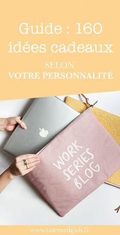 Parce que chaque amie est différente, découvrez ma sélection de cadeaux de noel Etsy en fonction de leurs personnalités sur www.talentedgirls.fr