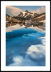 Melt Framed Print by Ryan Manuel