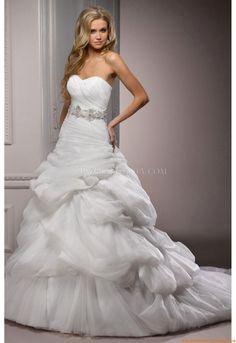 Robe de mariée Maggie Sottero Melinda Symphony