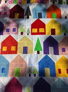 Sew Preeti Quilts: Homeful!!!