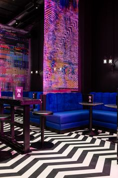 The second venue by the talented chef Alex Claridge opened its doors at the beginning of November in the centre of Birmingham Birmingham Bars, Birmingham Restaurants, Modern Restaurant, Restaurant Design, Nocturnal Animals, Low Stool, Bar Art, Magic Hour, Contract Furniture