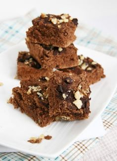 Grain free brownies, coconut flour